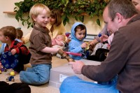 Early Childhood Music Education at Sparkling Art Piano School
