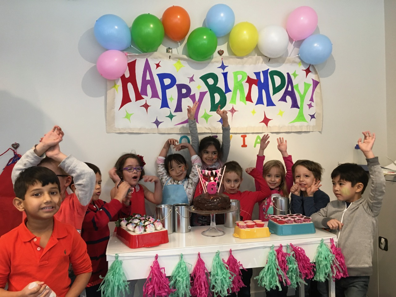 art birthday parties sparkling art piano studio in chicago