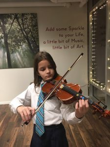 Violin Lessons | Sparkling Art Piano Studio in Chicago